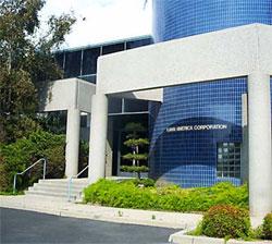 Здание KAWAI в США.