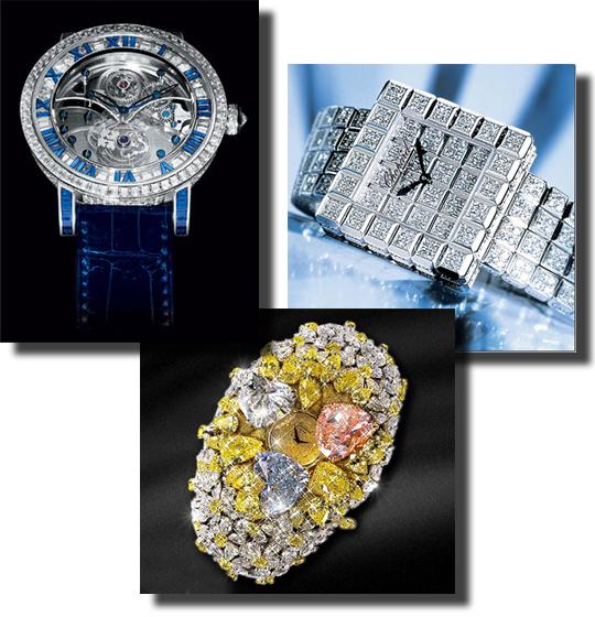 самые дорогие наручные часы