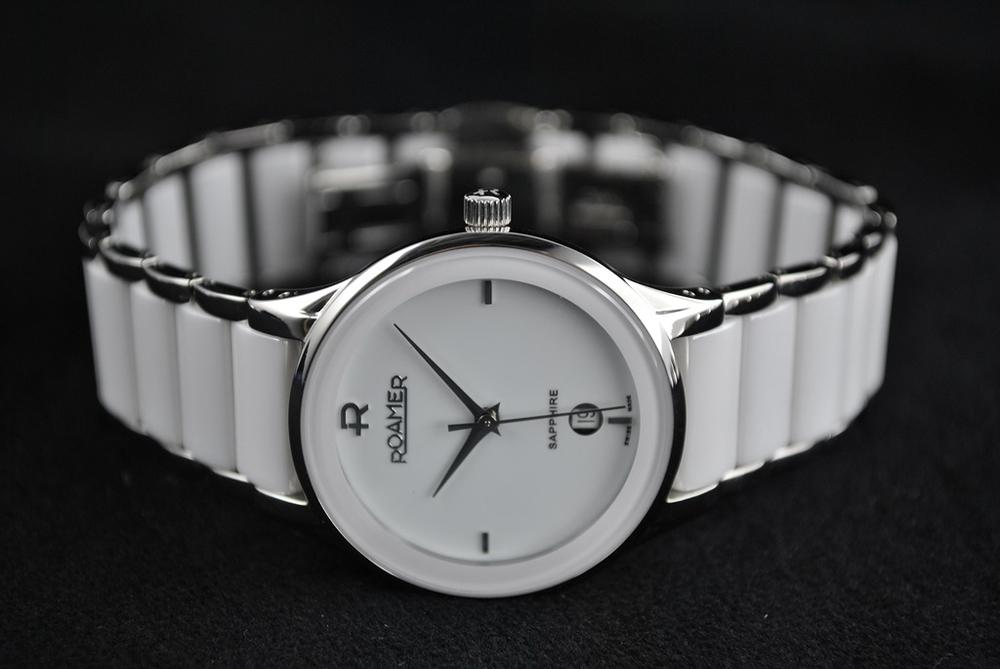 Женские часы Roamer 677.981.48.25.60 Мужские часы Orient ER27001B