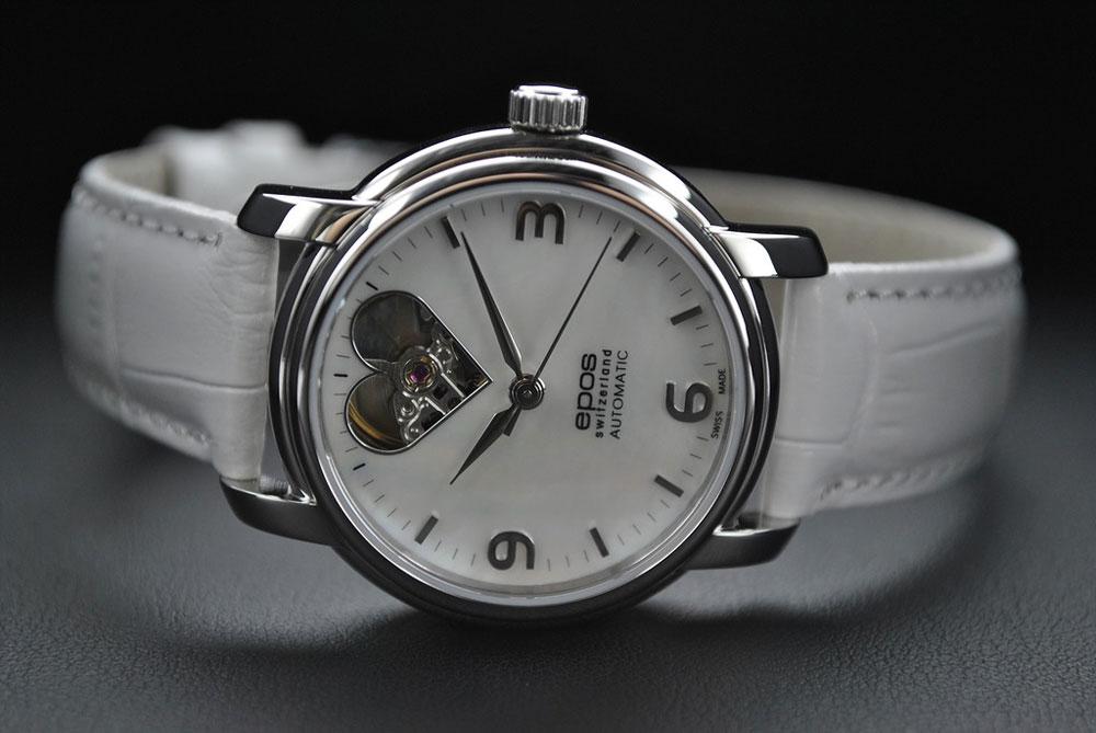 48cc1c899c78a Женские швейцарские часы Epos 4314.133.20.50.10 ...