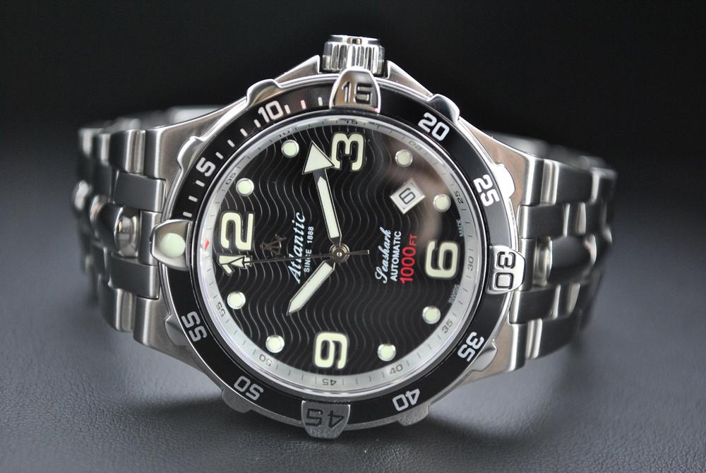 Часы мужские atlantic купить женские часы наручные акция