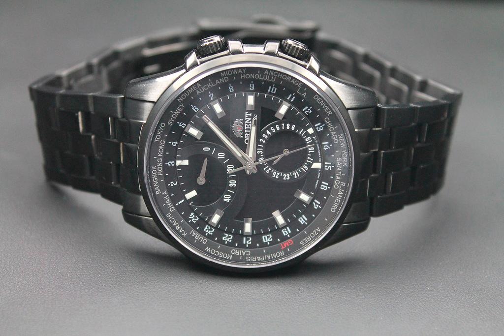 Обзор мужских кварцевых часов Orient FUNE200AW0