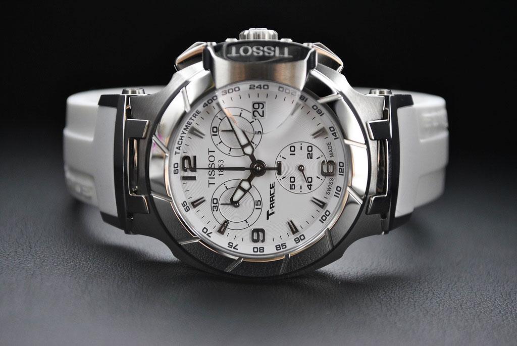 Обзор. Женские часы Tissot T-Race из коллекции T-Sport в статьи и