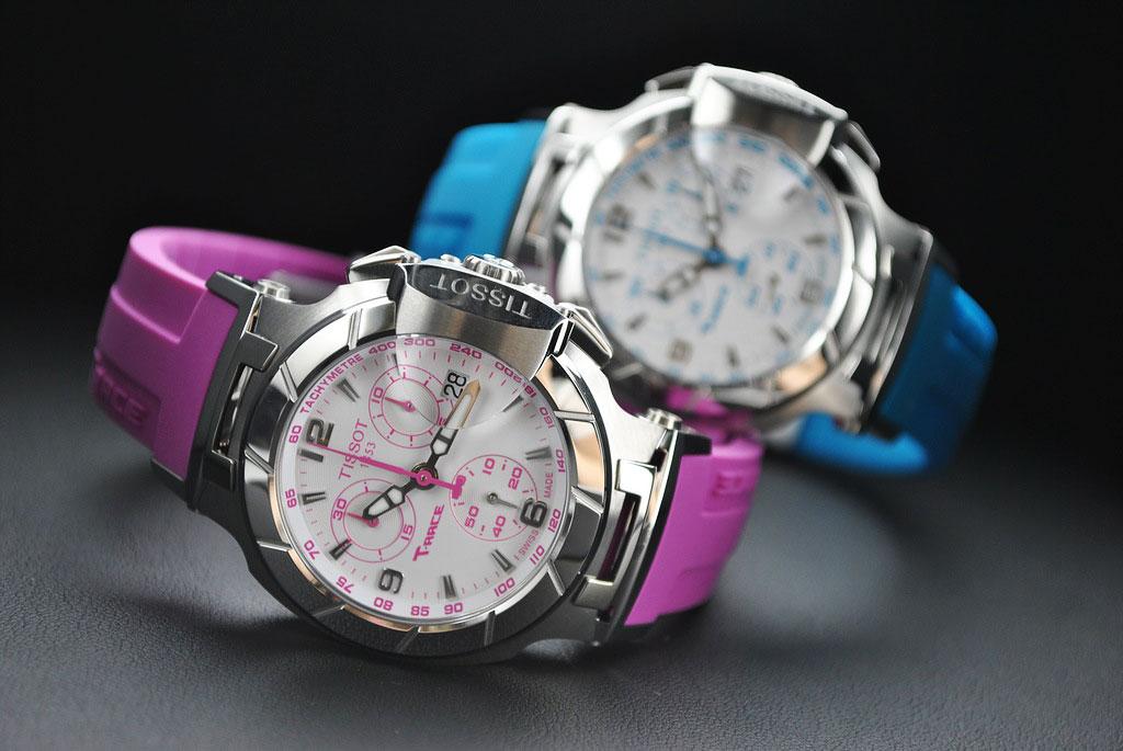 b52838dc Женские швейцарские часы Tissot T048.217.17.017.00 Для более консервативных  натур создана модель в спокойном белом исполнении. Кстати, ее цена немного  ниже ...