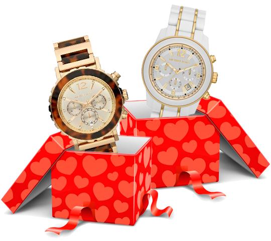 Подарок часы поздравление