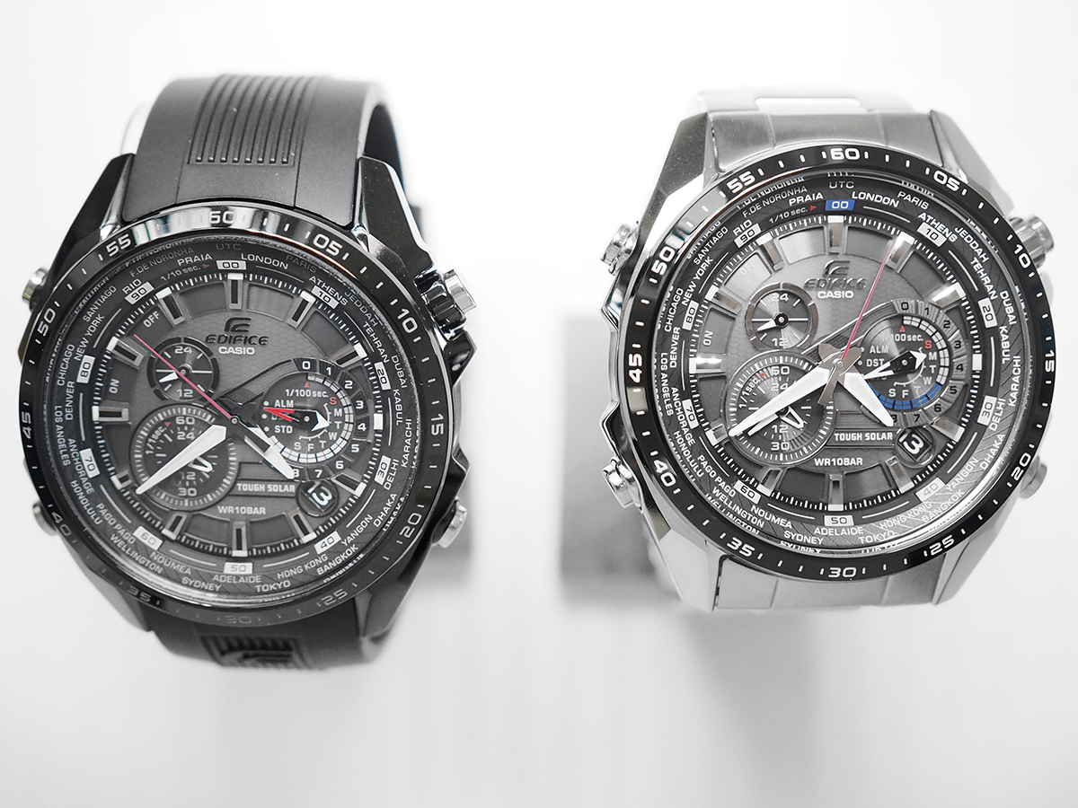 7e887fed Качественное исполнение деталей, элегантный внешний вид, многофункциональный  кварцевый механизм – вот что такое часы Casio Edifice EQS-500.