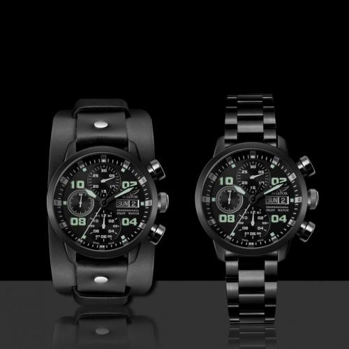 Мужские часы Aviator P.4.06.5.017 Мужские часы Jacques Lemans 1-1246F