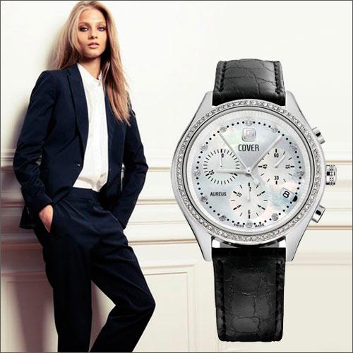 Женские часы Cover Co160. . Aureus. . Немного гламура на следующий год