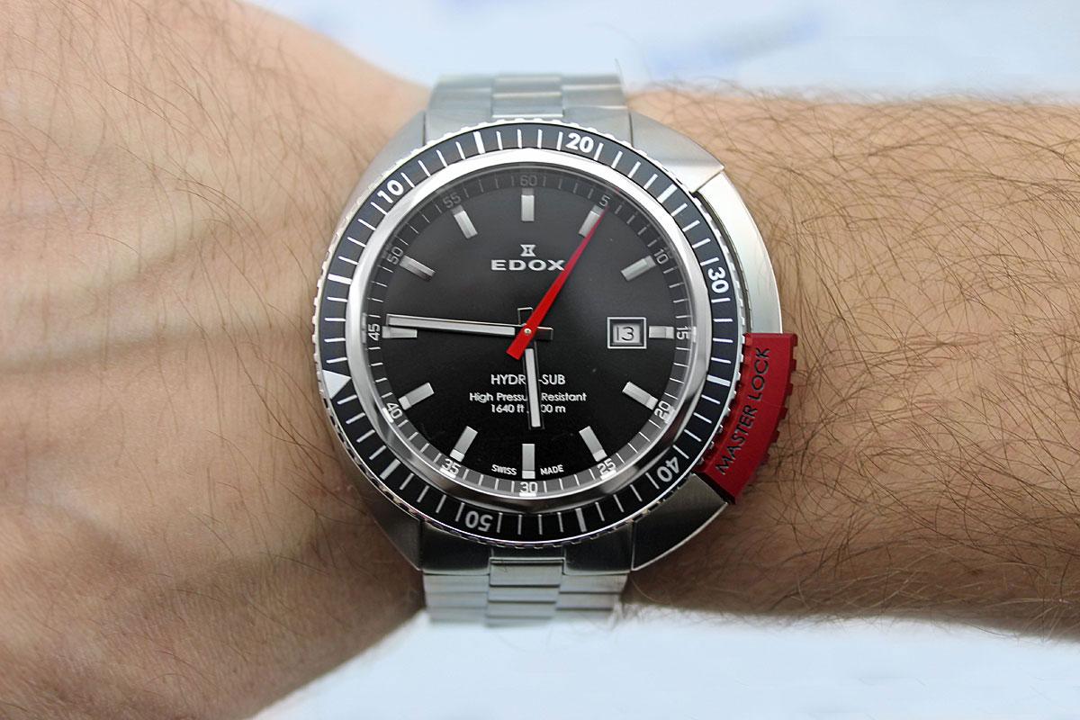 Купить часы Edox в Киеве, Харькове, отзывы, цена