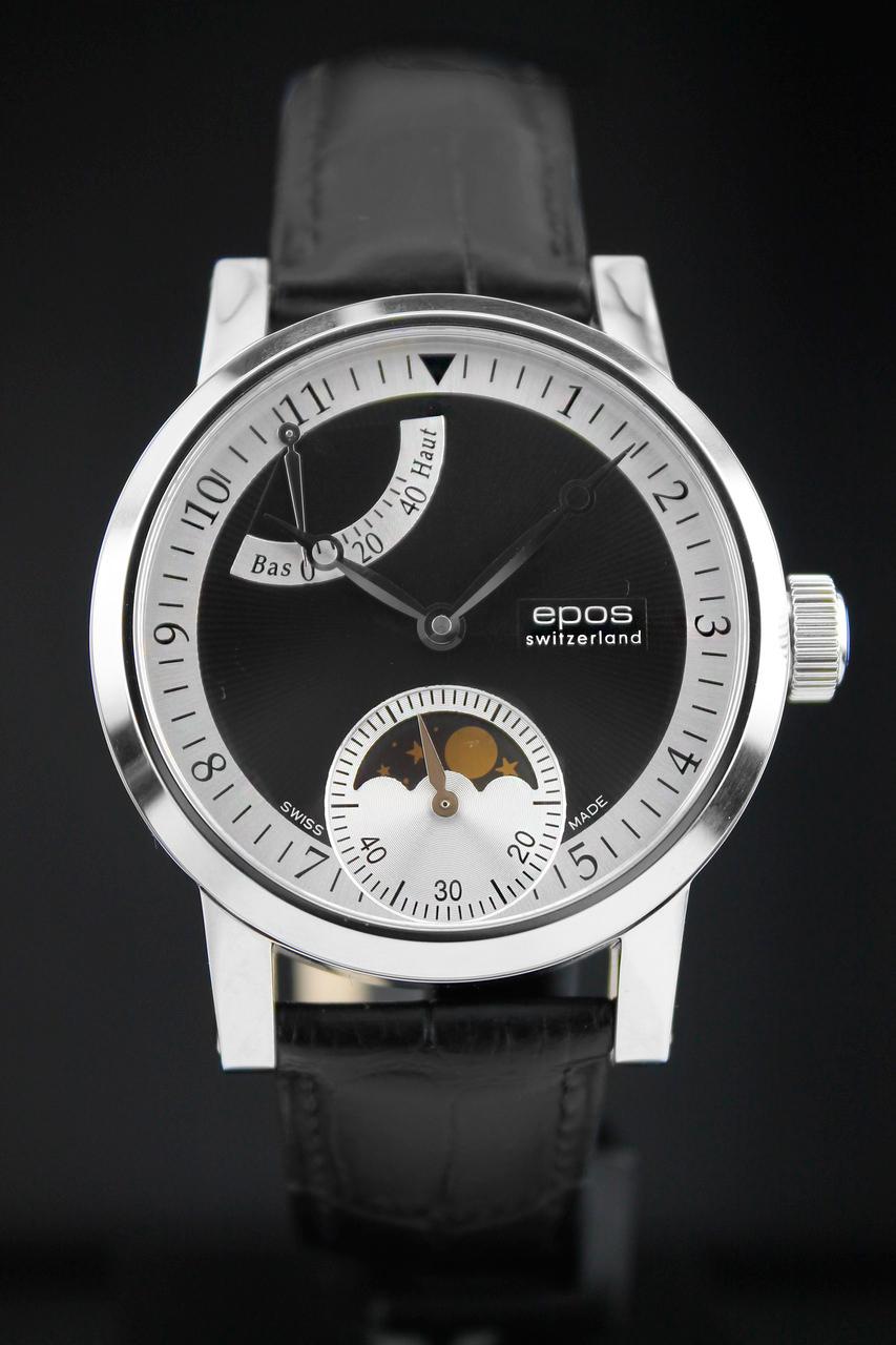 d99aa636 В коллекции Sophistiquee представлены модели, которые выбирают мужчины  самых разных возрастов. Мужские швейцарские часы Epos ...