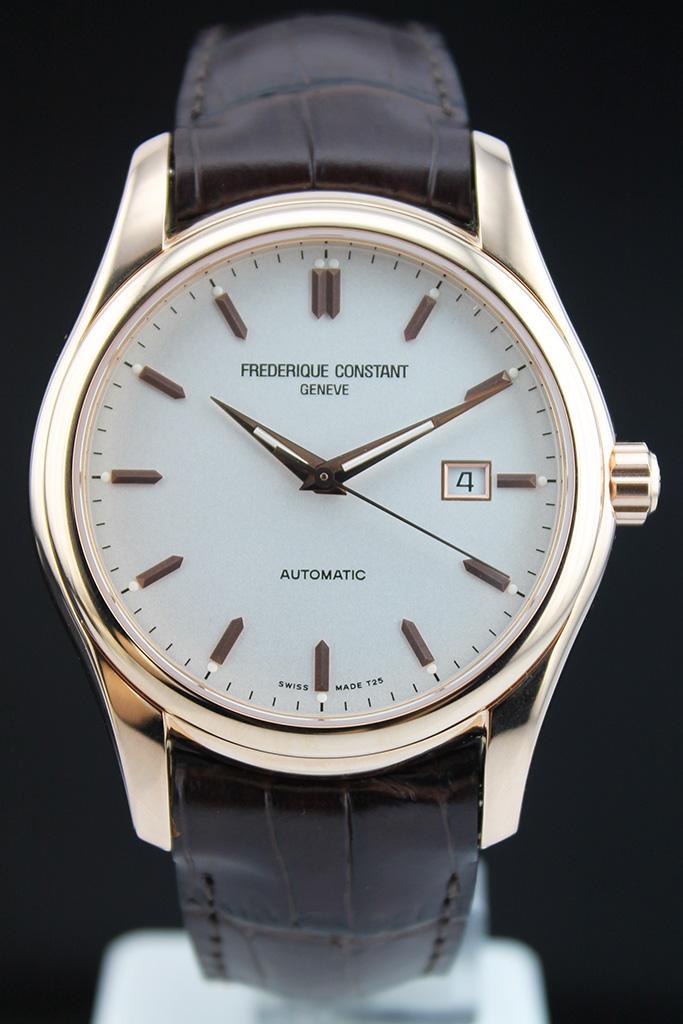 Общее правило для подзавода часов frederique constant: минимальное число вращений- , максимальное – frederique constant.