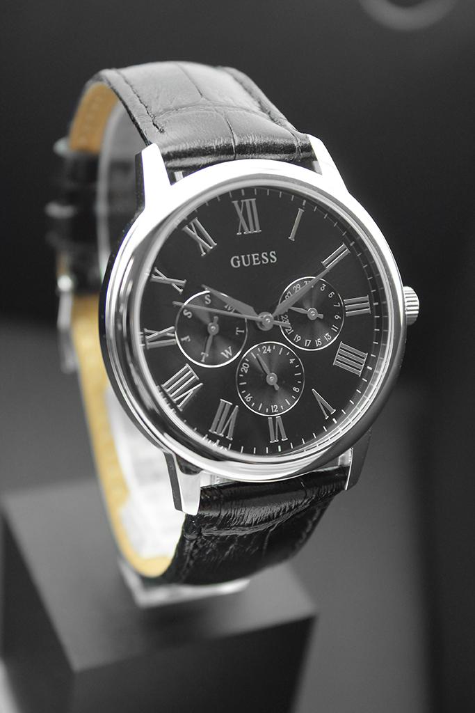 Даже очень красивые часы должны все же точно показывать время. Часы Guess  W70016G1 прекрасно с этой задачей справляются. При всей своей эстетической  ... d1117d60a66b4