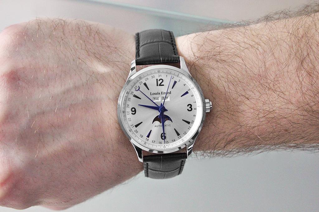 Часы LEDFORT QUARTZ Crystal WATERPROOF JAPAN