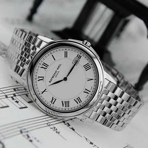 bdd0b8c6 Обзор швейцарских мужских часов Raymond Weil из коллекции Tradition  5466-ST-00300