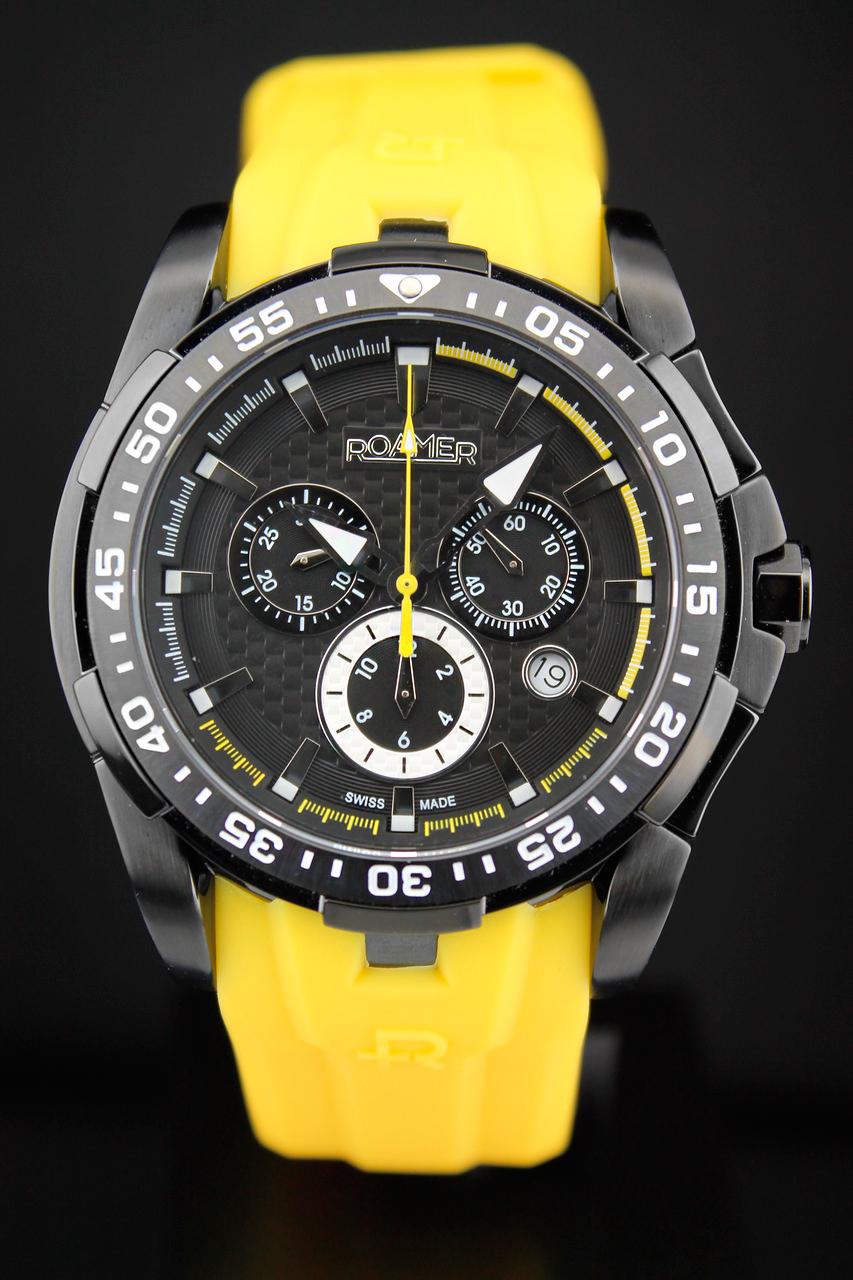 Мужские швейцарские часы Roamer 750.837.49.35.07