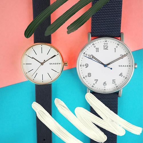 Обзор наручных часов Skagen SKW2592 и SKW6356
