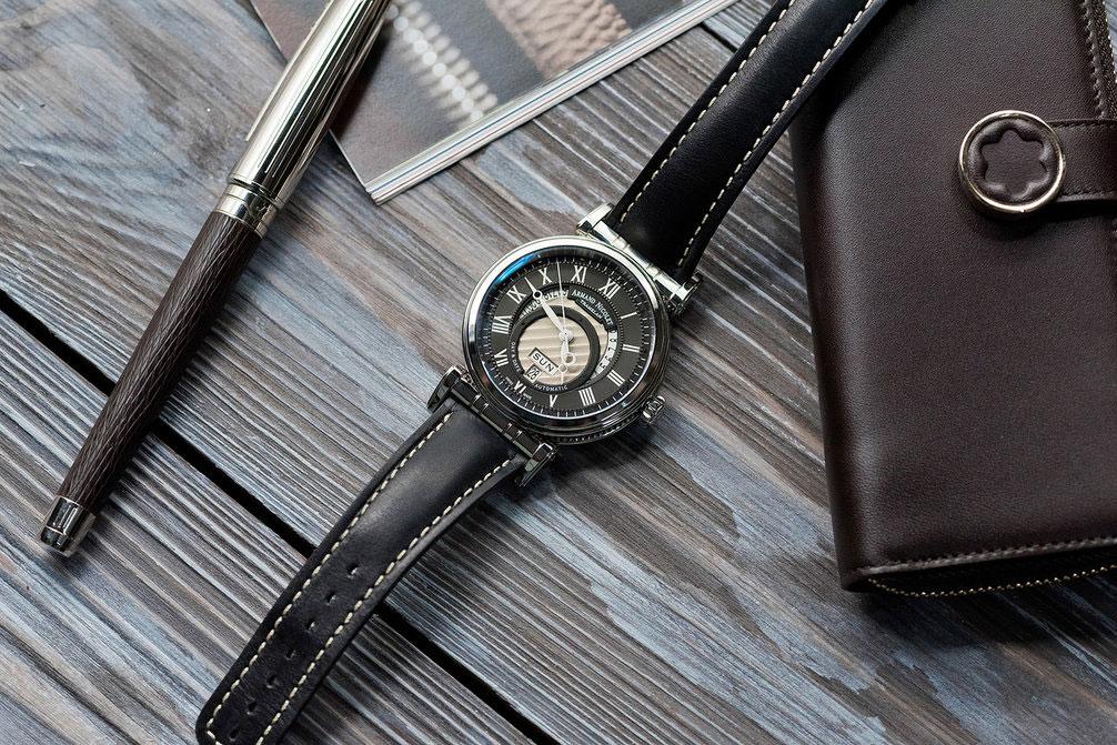 2533ce4b Швейцарские механические наручные часы Armand Nicolet ARC Royal  A420AAA-NR-PK2140