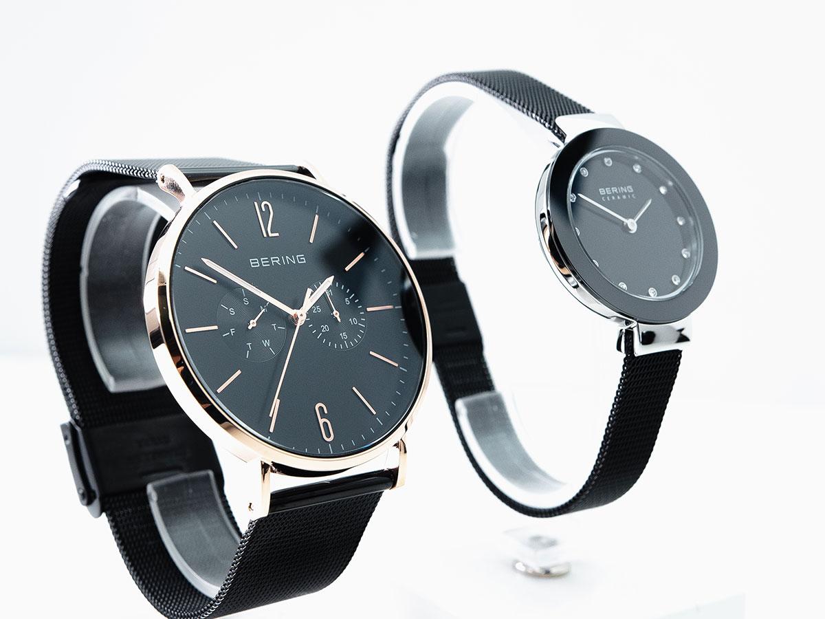 Наручные часы мужские bering купить садовые часы в магазине