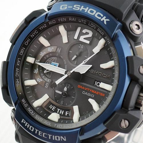 капельку часы casio g shock gpw 2000 нанесите