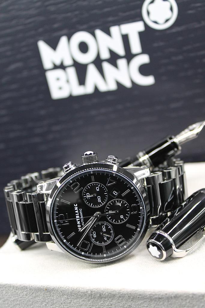 Мужские часы с браслетом из керамики