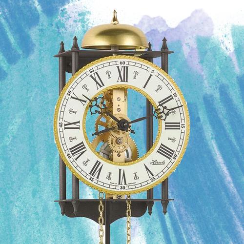 Часы с боем в современном интерьере