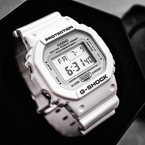 Обзор часов Casio G-SHOCK G-Specials Marine White