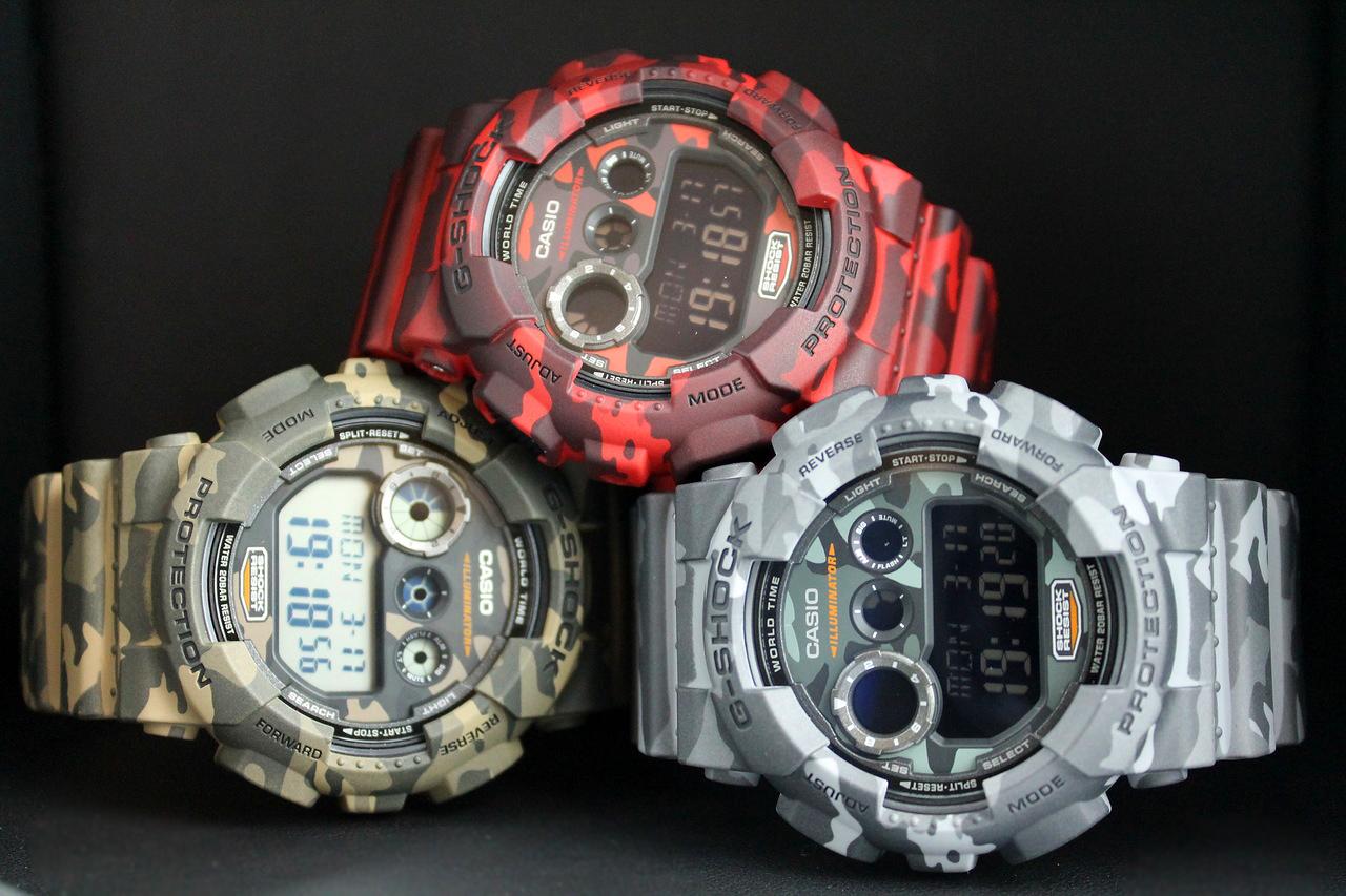 Наручные часы Casio G-Shock - bestwatchru