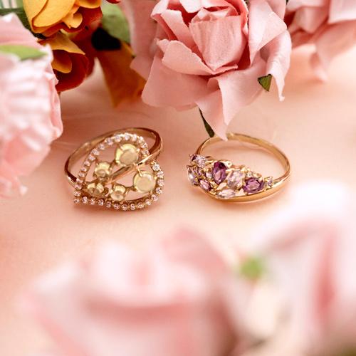 Как выбрать кольцо в подарок? — блог AllTime.ru