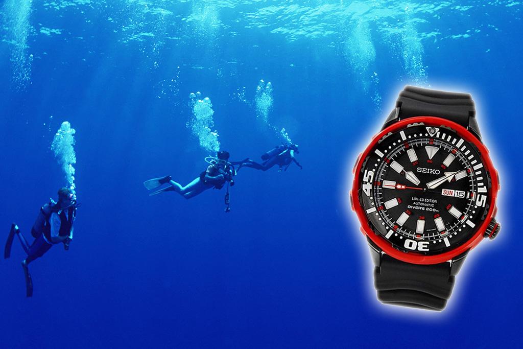 Часы подводные купить