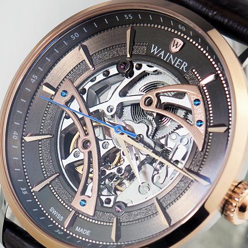 Обзор новинок швейцарских часов Wainer