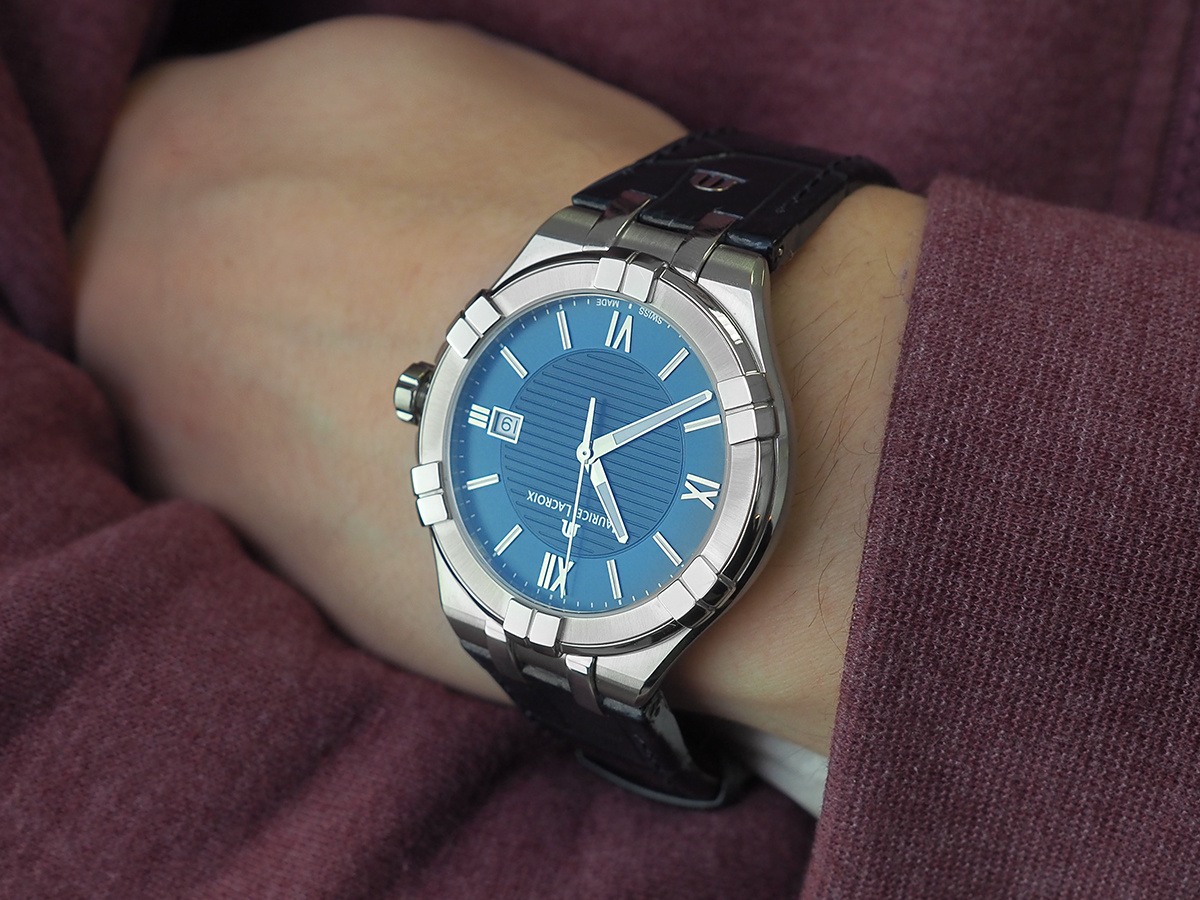 Женские часы Maurice Lacroix AI1004-SS002-330-1 Женские часы Pierre Lannier 046F621