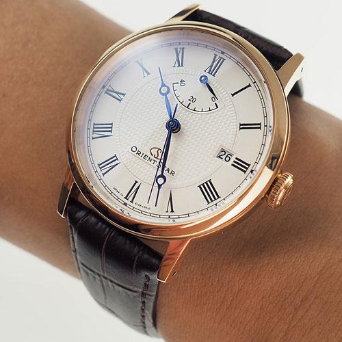 Обзор часов Orient Star Classic Elegant