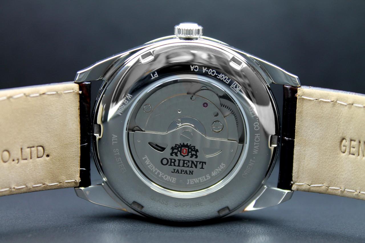 Как научится отличать поддельные часы Orient - Портал