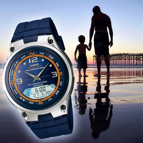 Часы мужские с барометром