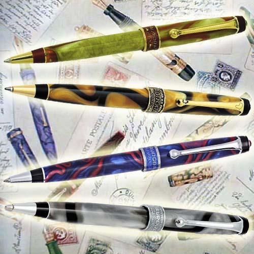 Ручки шариковые женские