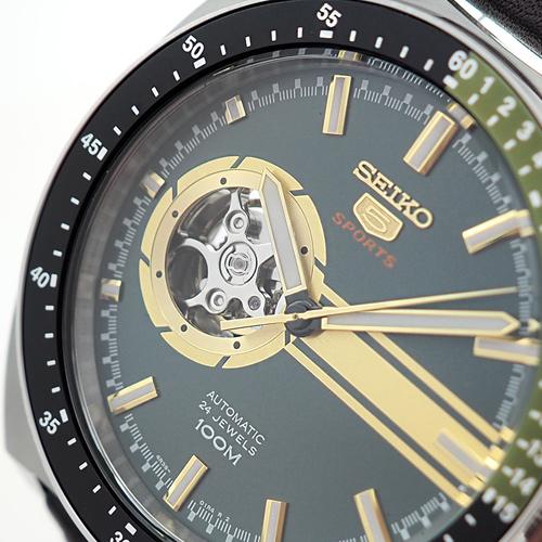 Обзор часов Seiko из коллекции SEIKO 5 Sports