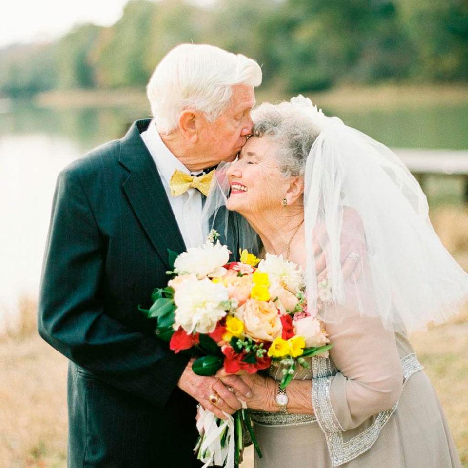 Открытка бабушке и дедушке на годовщину свадьбы 35 лет