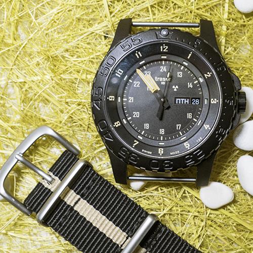 Обзор часов Traser P6600 Sand TR_104708