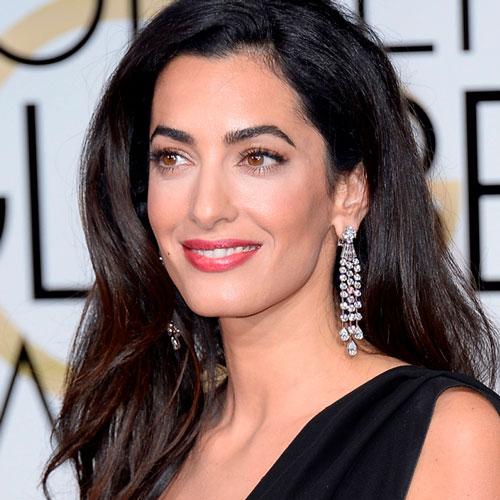 Амаль Клуни и ее украшения