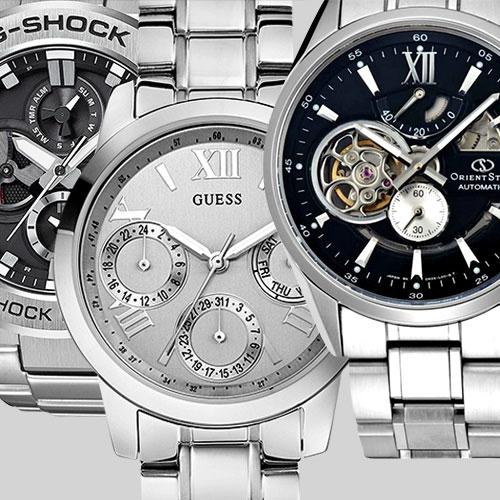 Купить часы all time is the
