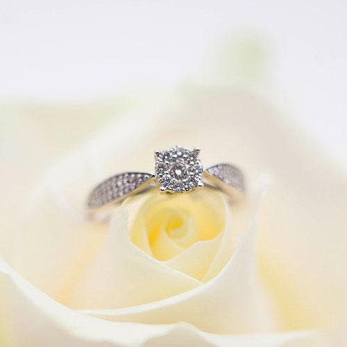 Как выбрать кольцо с бриллиантом?