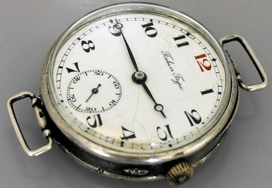 Павелъ Буре часы - p-burecom