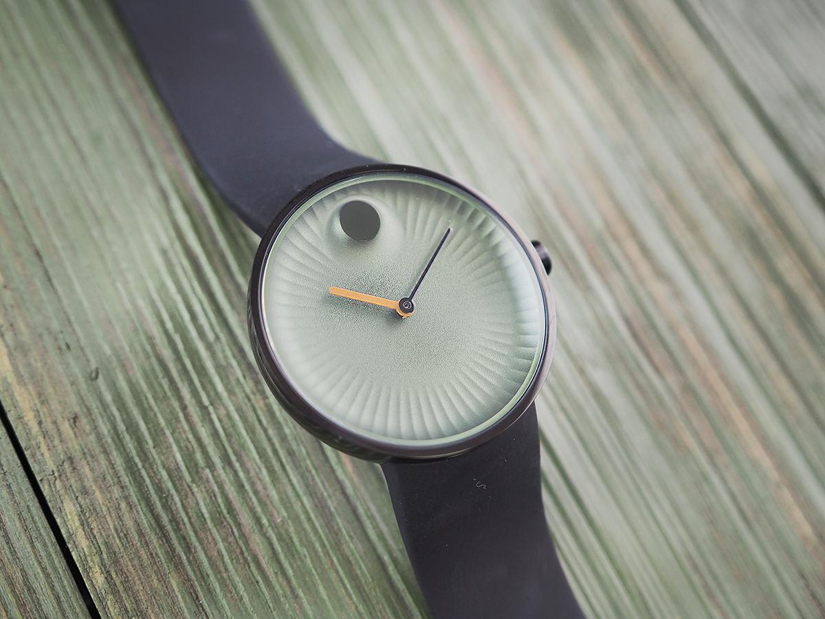Основные приемы рекламы наручных часов