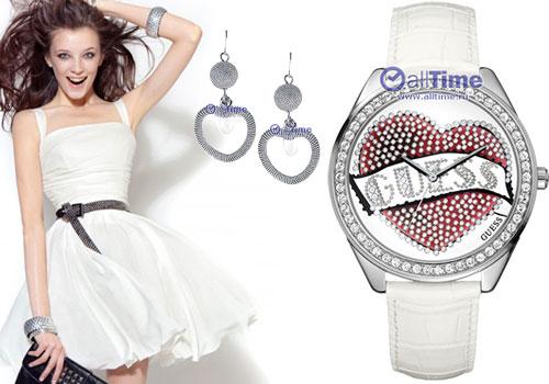 Модель: Guess W70018L1 Наручные часы женские Серия: Trend Механизм...