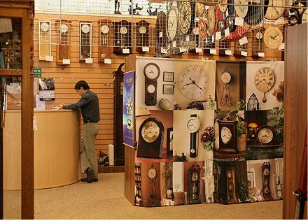 Интернет-магазин оригинальных настенных часов