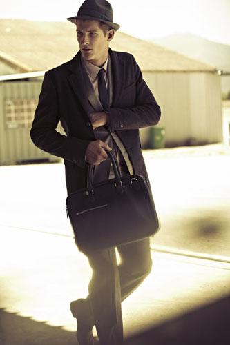 мужские сумки Montblanc