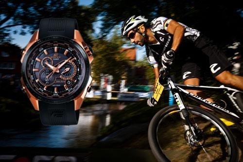 Часы Edifice Casio   новые веяния в компании Casio