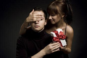 подарках любимому мужчине