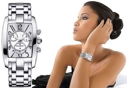 женским швейцарским наручным часам