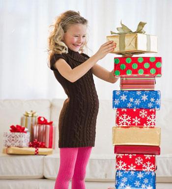 подарки на новый год 2013